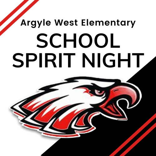 school spirit night