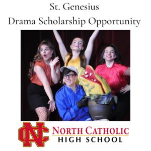 North Catholic Drama Department