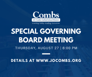 Special Board Aug 27