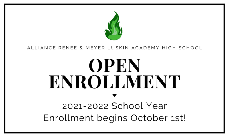 New Student Enrollment Now Open! Thumbnail Image