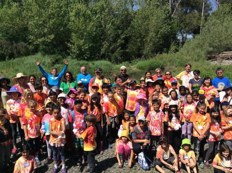 Discovery Partners with South Bay Clean Creeks Coalition to Clean up Guadalupe River Featured Photo