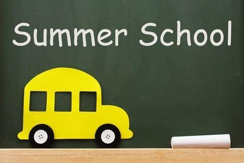 Summer School bus image