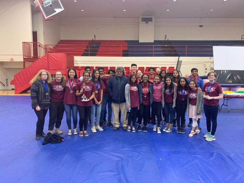 CHS Science Olympiad Team Placed 1st Overall at the Southwest Regional Competition Featured Photo