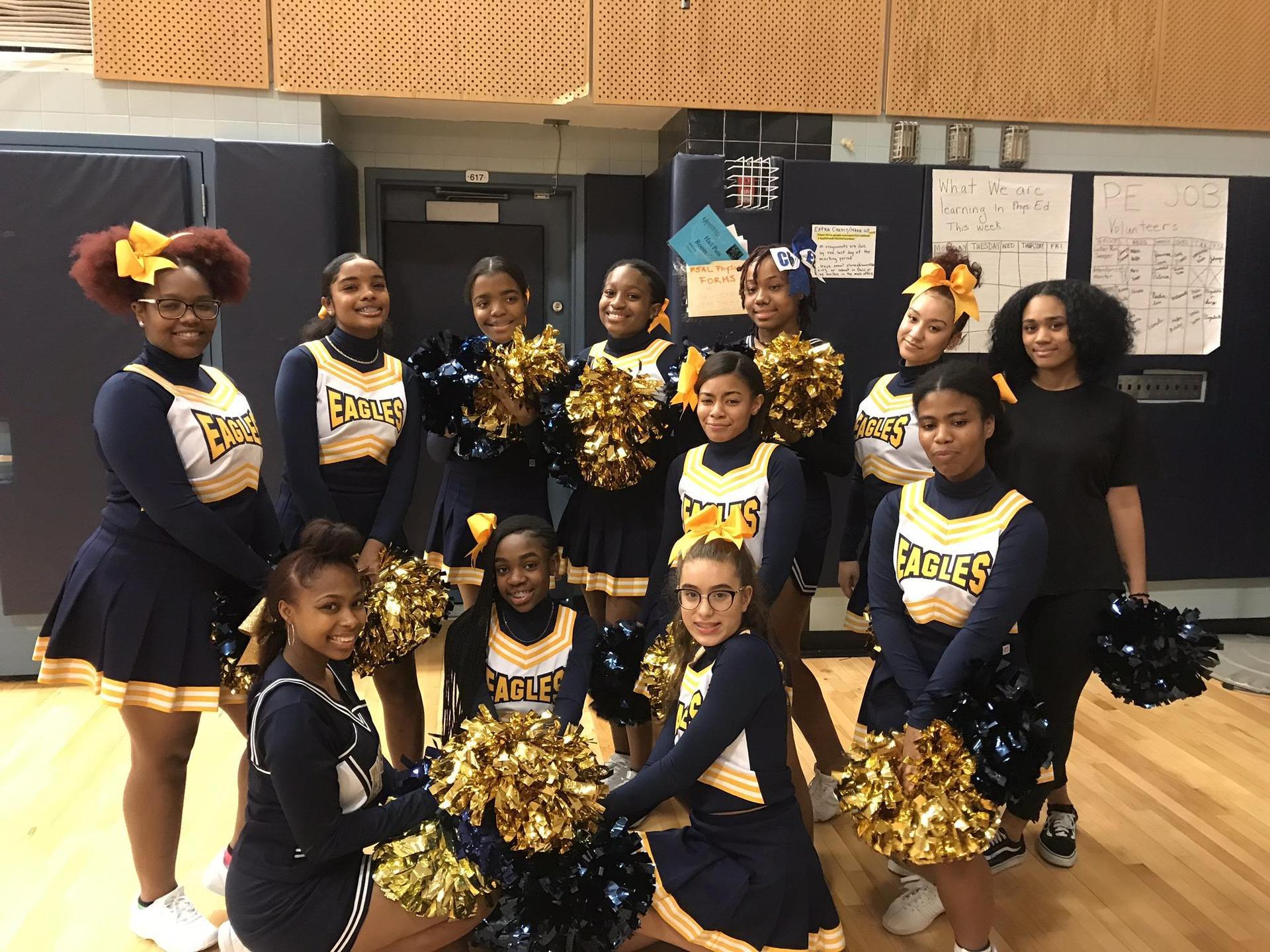 Cheerleaders 3