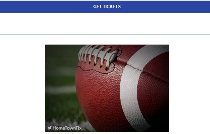 ONLINE TICKETING AVAILABLE SEPTEMBER 2ND Thumbnail Image