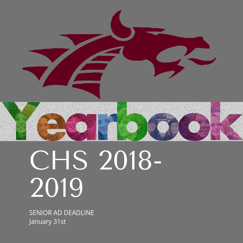 Senior Ads for 2018-2019 yearbook on sale now Featured Photo