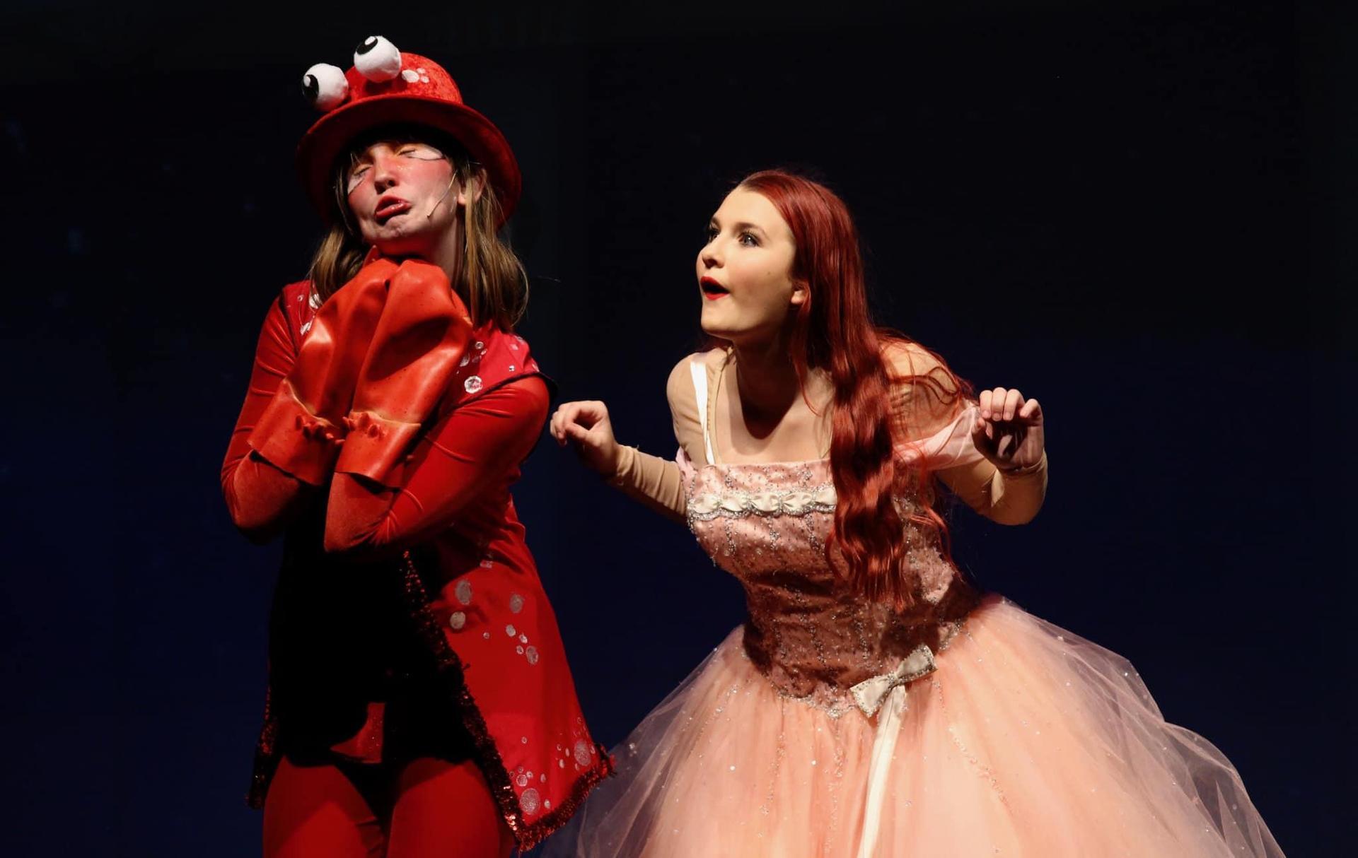 WSMS Musical, Disney's The Little Mermaid
