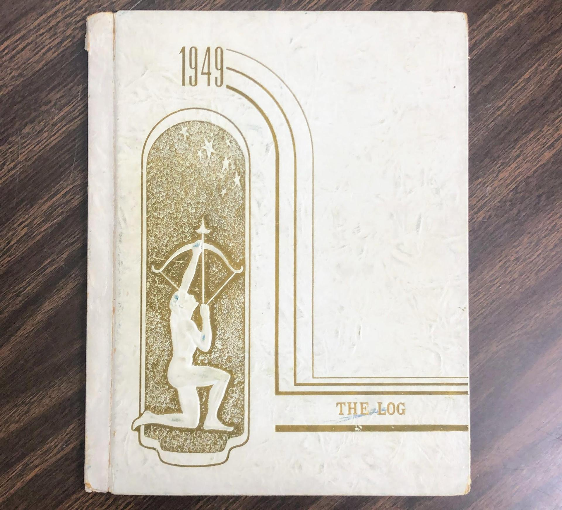 Cover of 1949 Yearbook
