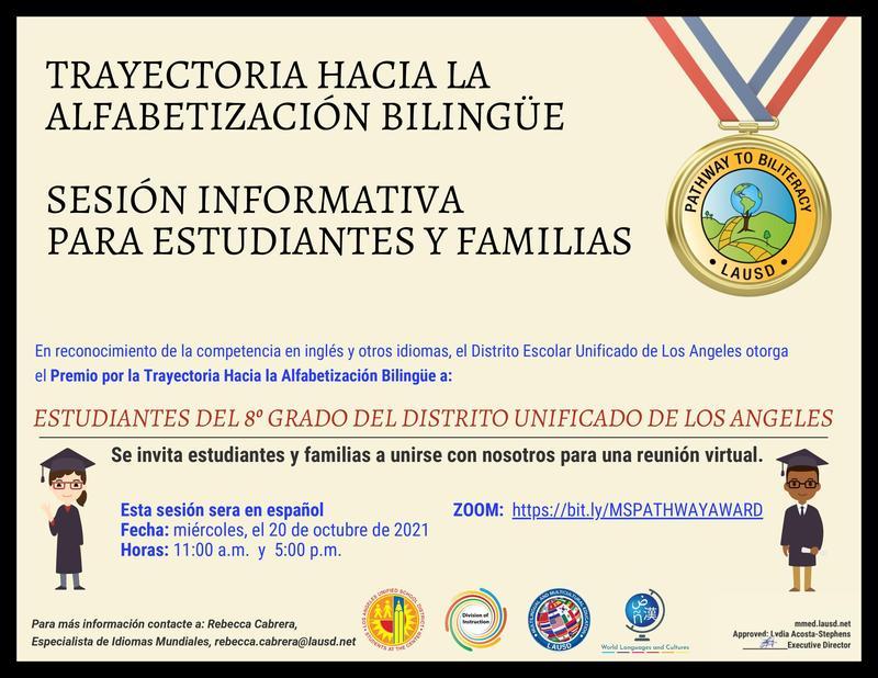 Trayectoria Hacia La Alfabetizacion Bilingue Featured Photo