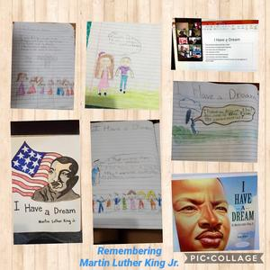Dream assignments collage