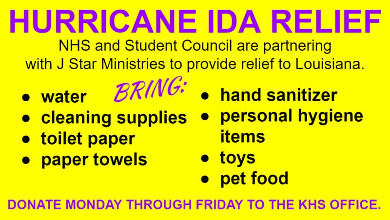 Hurricane Ida Relief Featured Photo