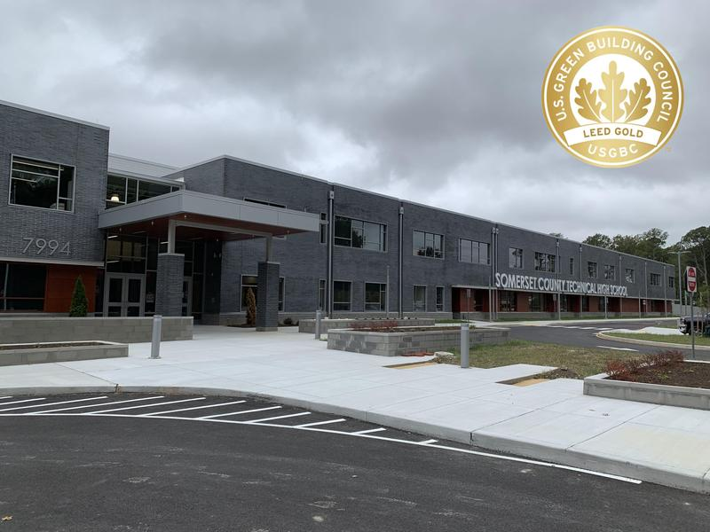 SCTHS Awarded LEED Gold Certification for Sustainable Design Featured Photo