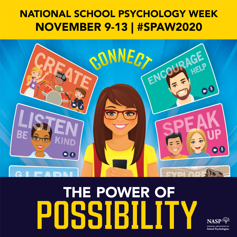 National School Psychology Week 2020