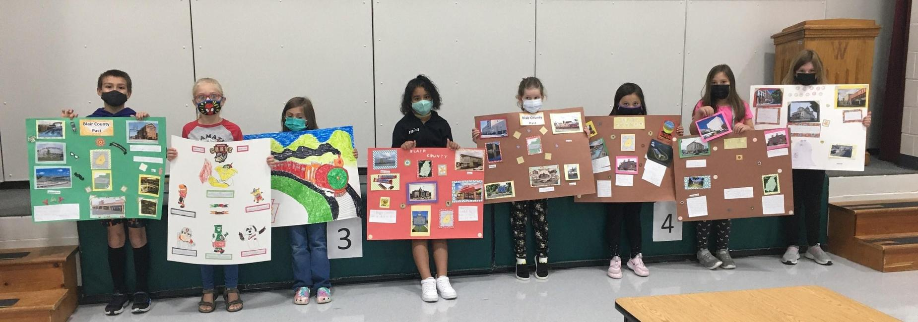 Blair County Lily Pond Poster Contest