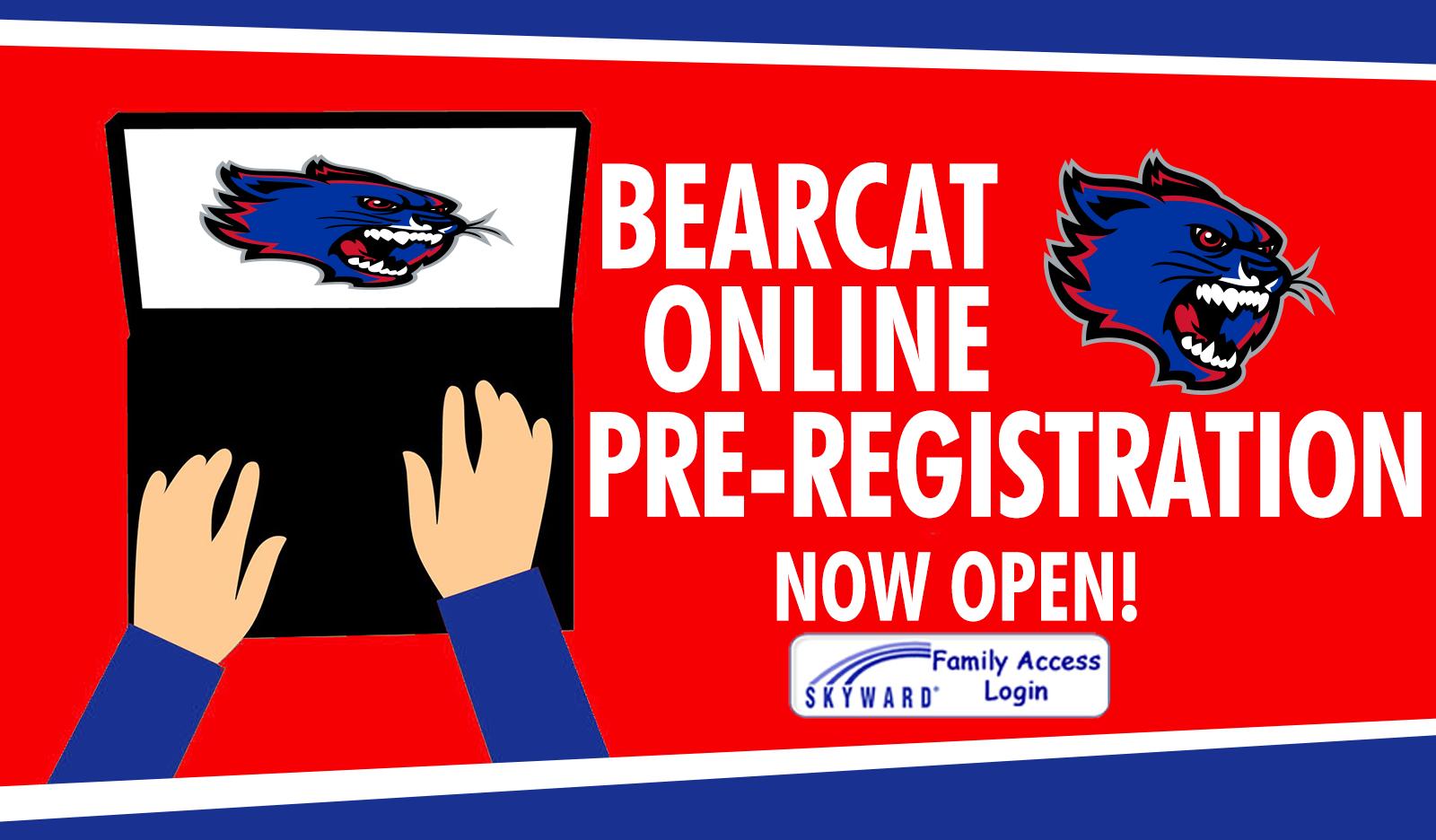 Online Pre-Registration