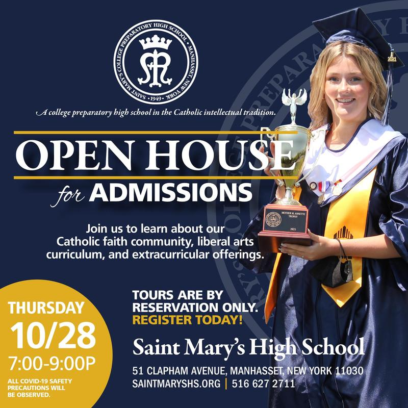 Open House on October 28th Featured Photo