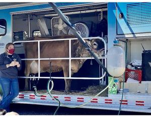 Educational presentation from Southland Dairy Farmers