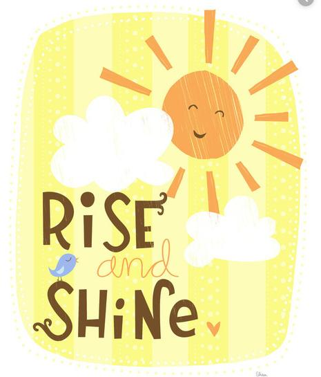 Rise & Shine Featured Photo