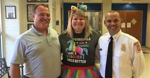principal sullivan and chief terwilliger