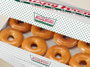 Krispy Kreme PTO Fundraiser