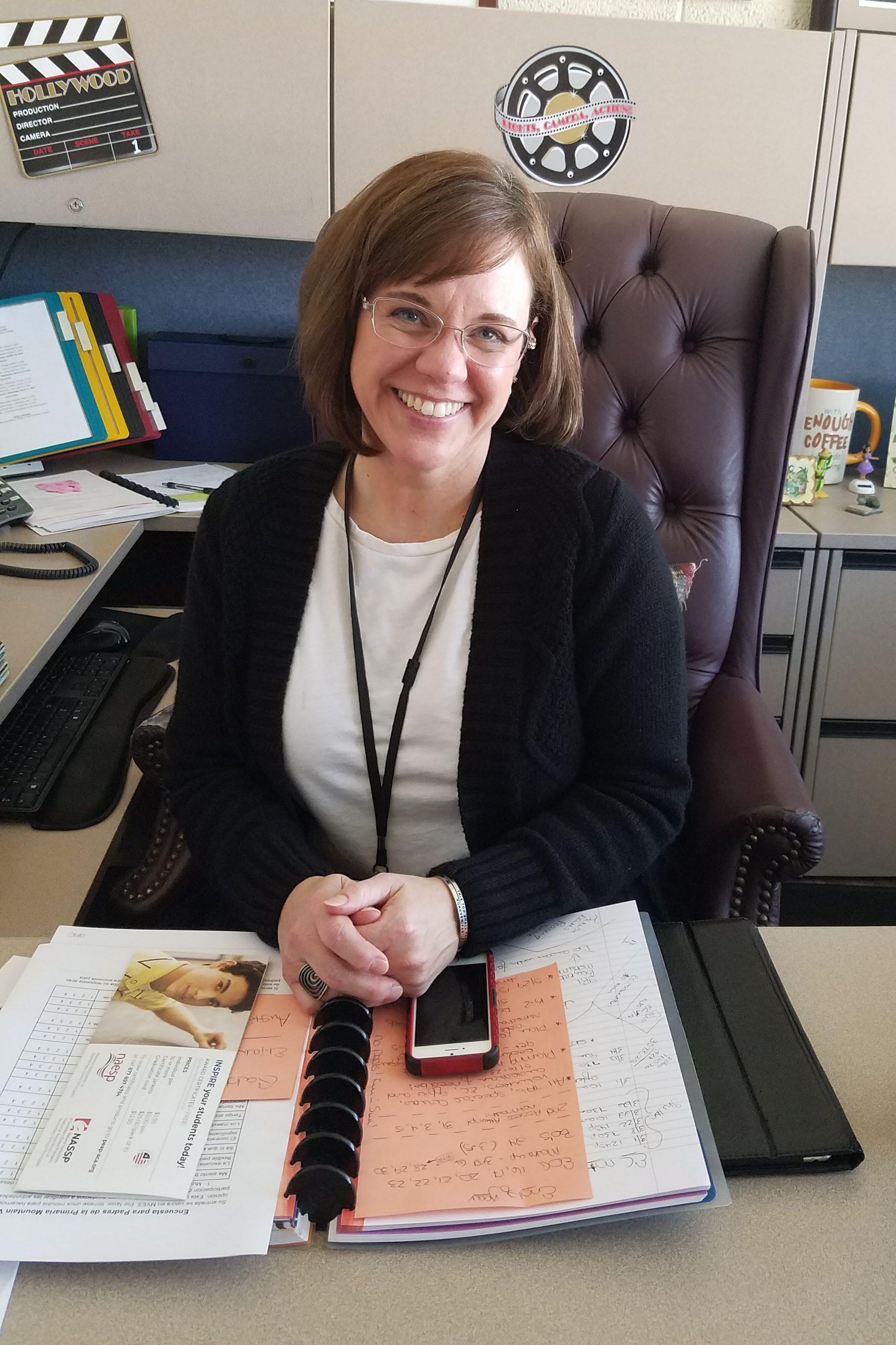 Dr. Jodi Weatherman, Principal