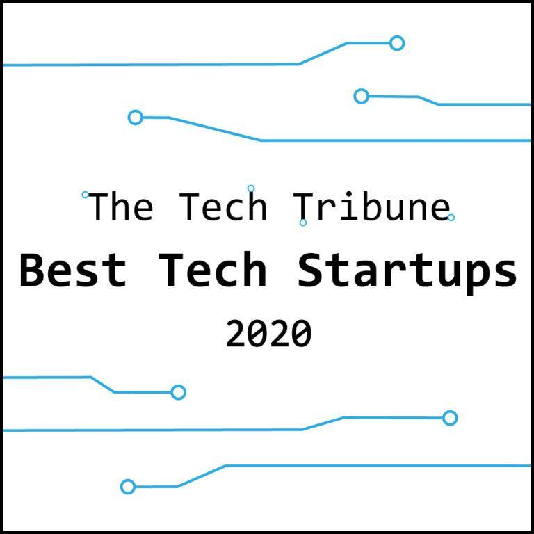 tech tribune best tech startup badge