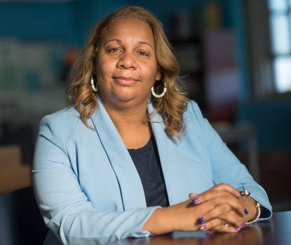Chancellor Meisha Porter