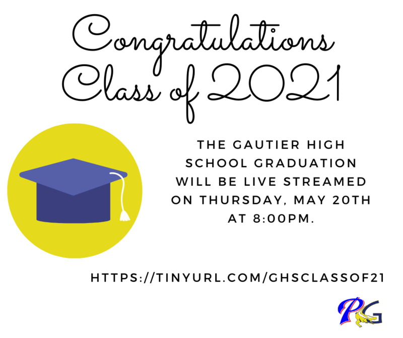 GHS Graduation Live Stream
