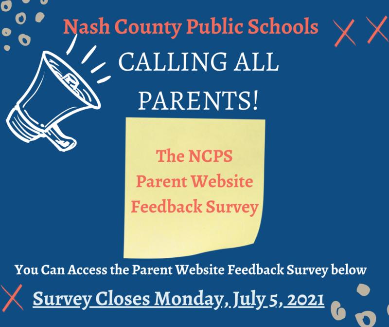 Parent Website Survey