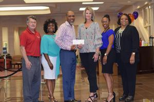 Pike National Bank sponsors McComb School District Parent Rally.