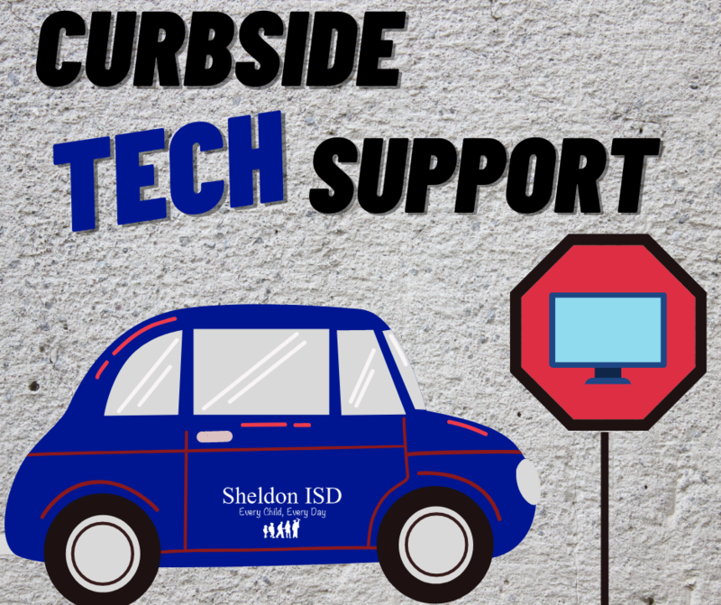 Curbside Tech Support available for SISD families Featured Photo