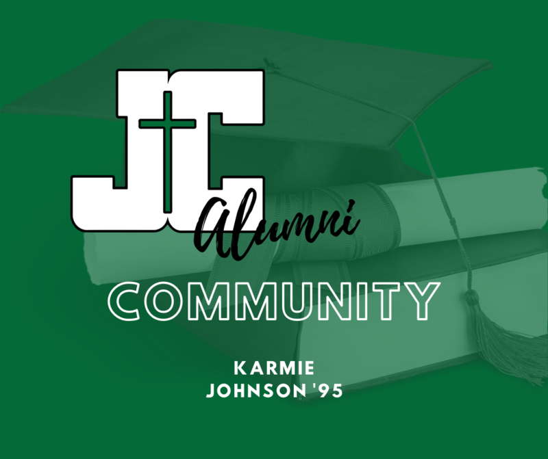 Alumni Spotlight: Karmie Johnson '95 Featured Photo