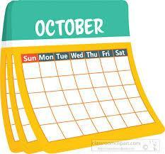 Hybrid Schedule for October Featured Photo