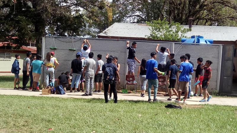 El TEC realizó una actividad con la población indígena de nuestra urbe educativa Featured Photo