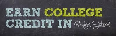 Earn College Credit in Highschool