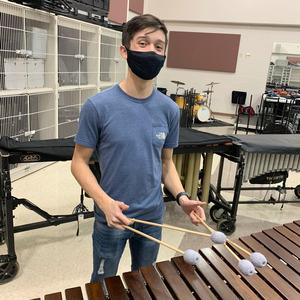 Joey Aldrich Canyon High School All-State Musician