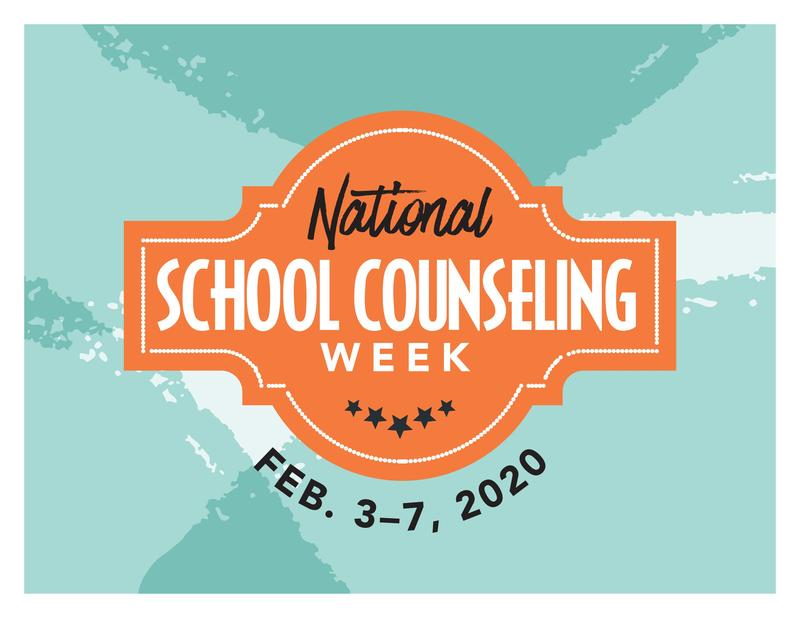 National School Counseling Week logo