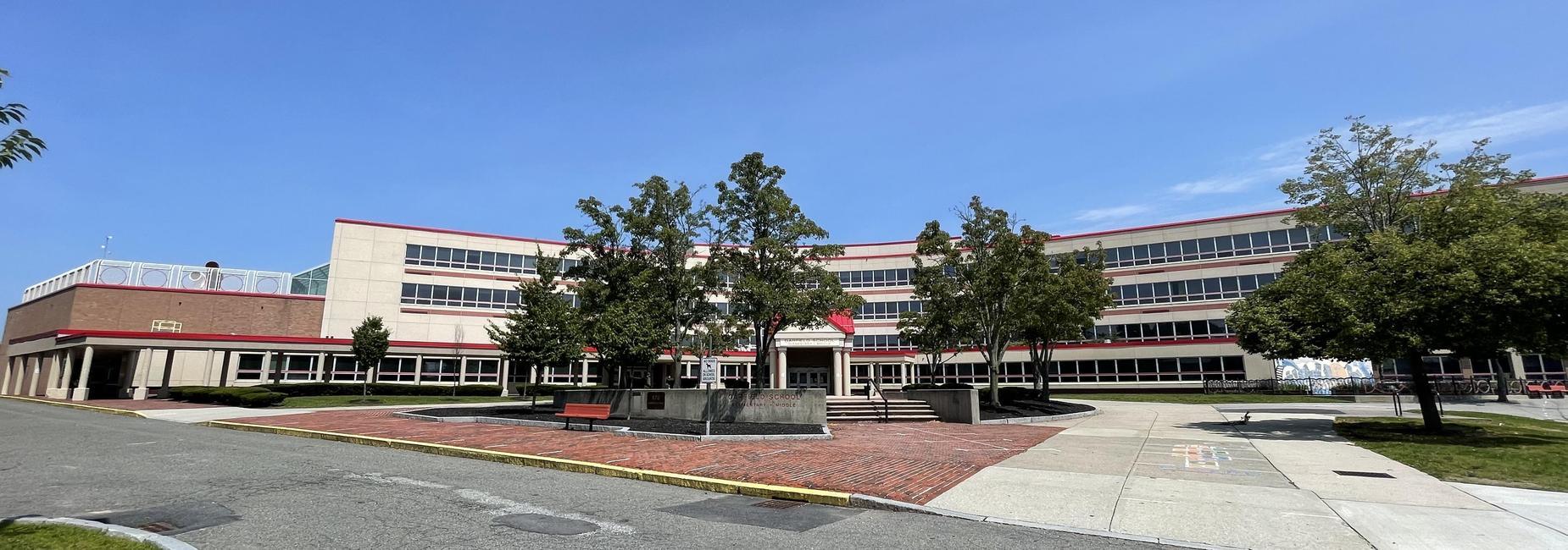 The Garfield Elementary School Building