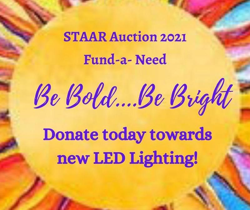Be Bold....Be Bright support our Fund-a-Need for new LED Lighting Thumbnail Image