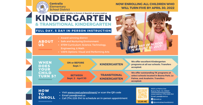 enrollment