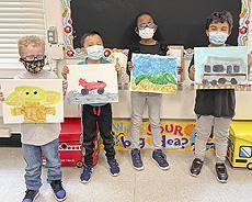 Kindergarten Paint N Play