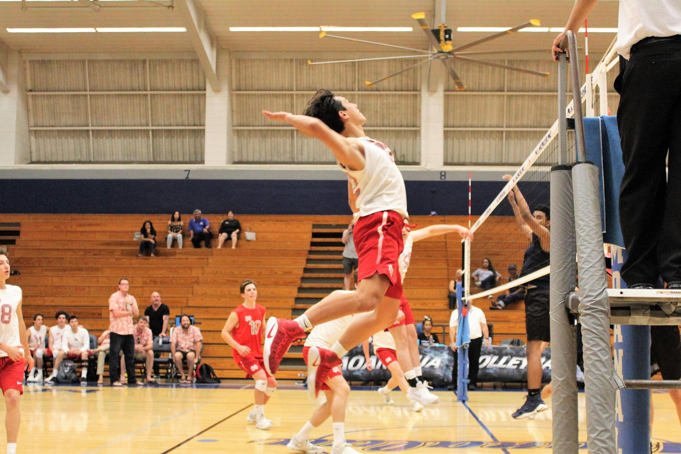 Boys Volleyball – Volleyball – Mater Dei High School Athletics