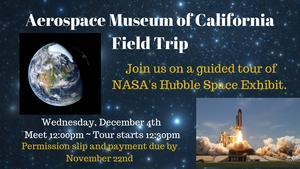 Aerospace Museum Flyer