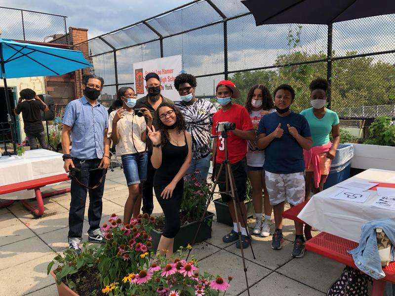 FLHFHS  and Children's Aid Summer Rising Featured on WPIX News Featured Photo