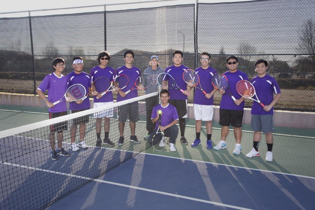 RHS Varsity Boys Tennis