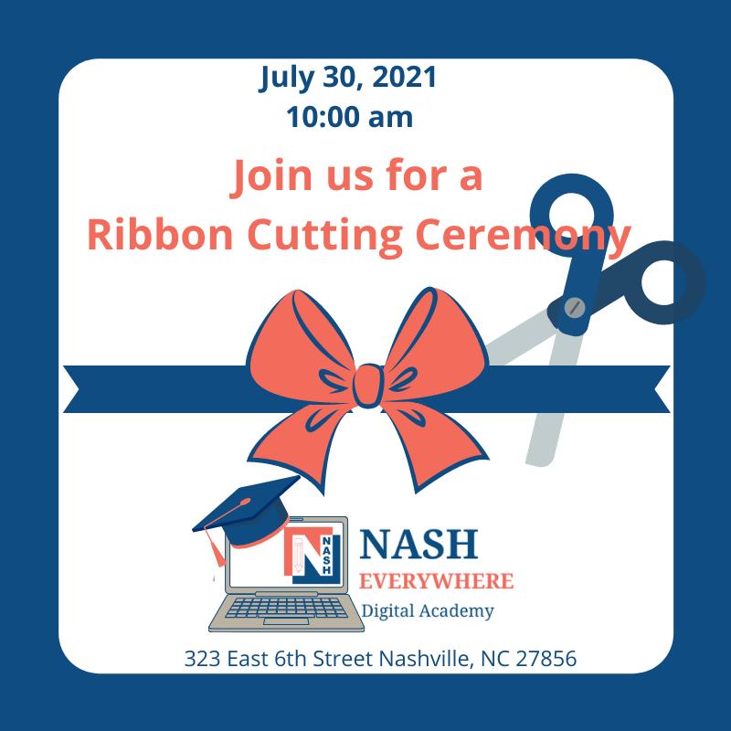 NEDA Ribbon Cutting Ceremony
