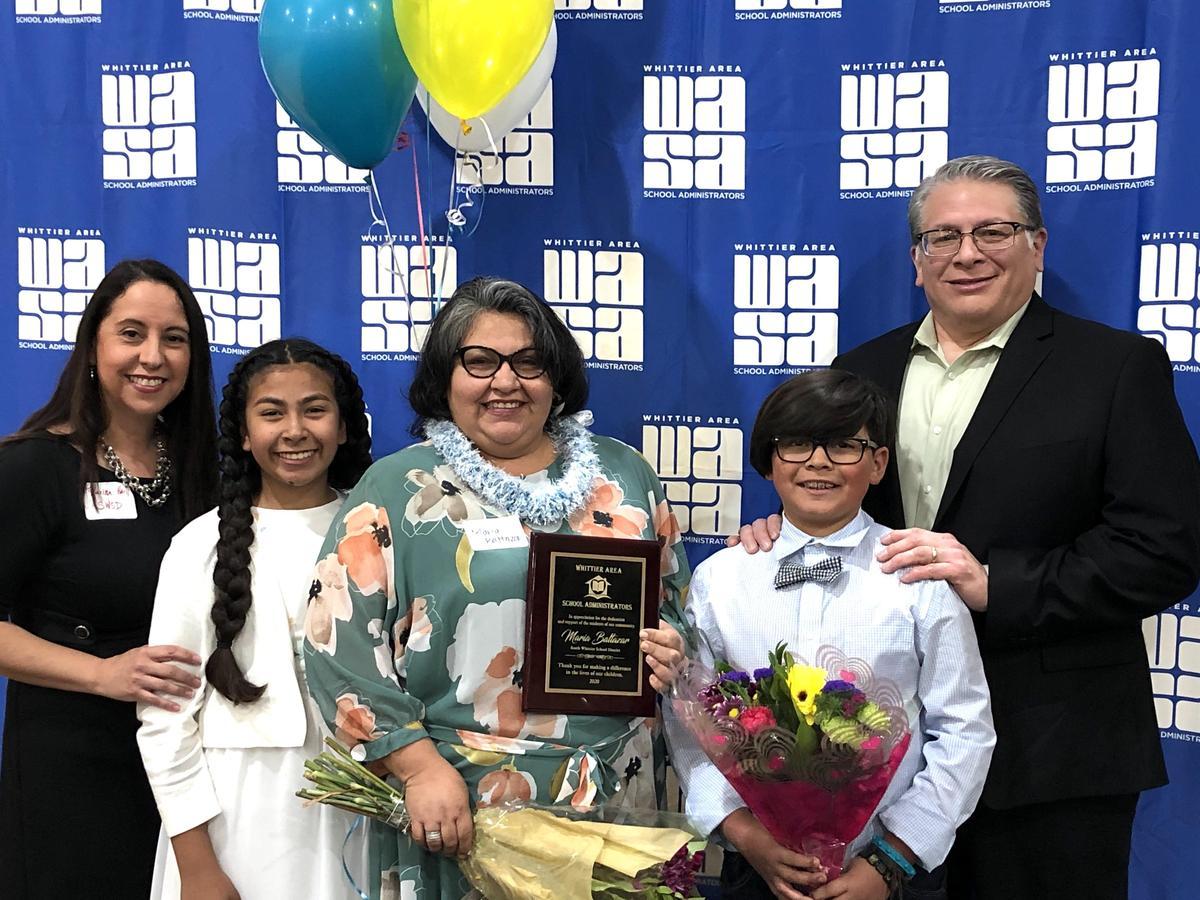 Carmela's Maria Baltazar Is Awarded the WASA Community Service Award Featured Photo
