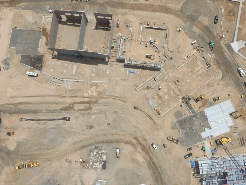 Highland Site Overview - July 30, 2019
