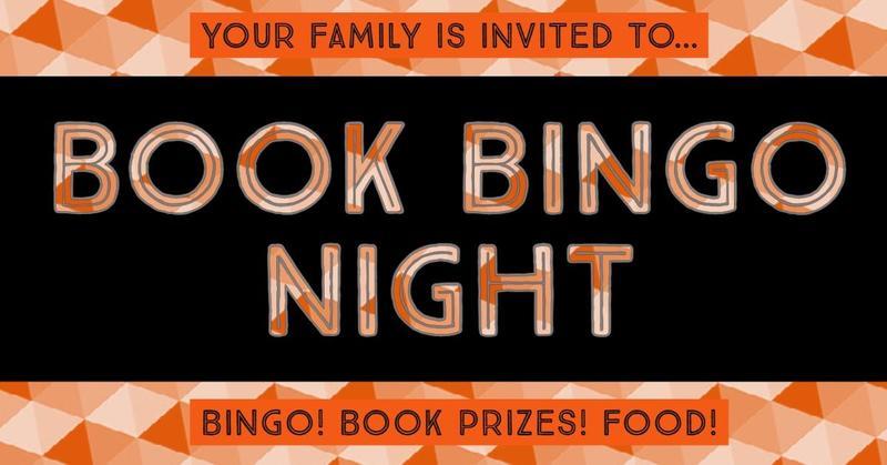 Book Bingo! Featured Photo