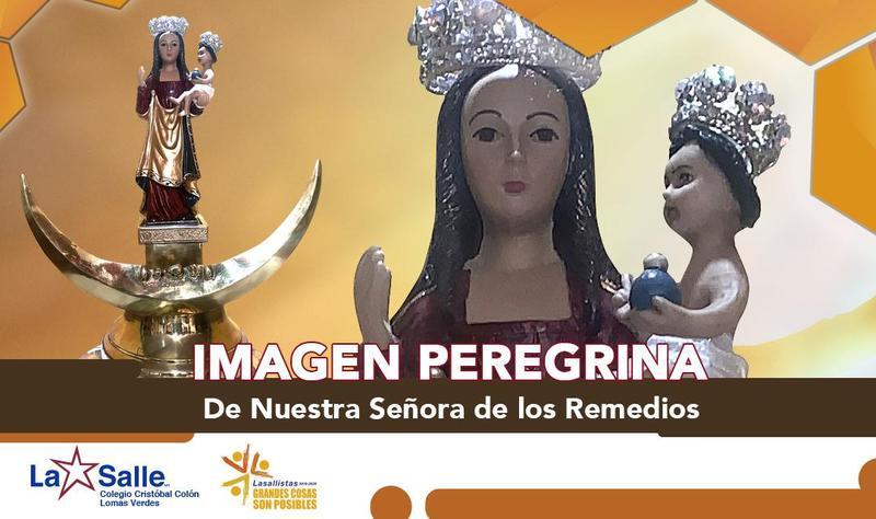Imagen Peregrina de Nuestra Señora de los Remedios Thumbnail Image